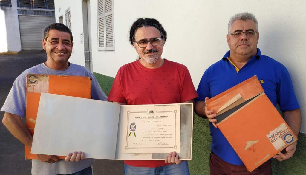 foto de Cine Foto Clube de Amparo recebe coleção de fotografias de Hernani Ferrari