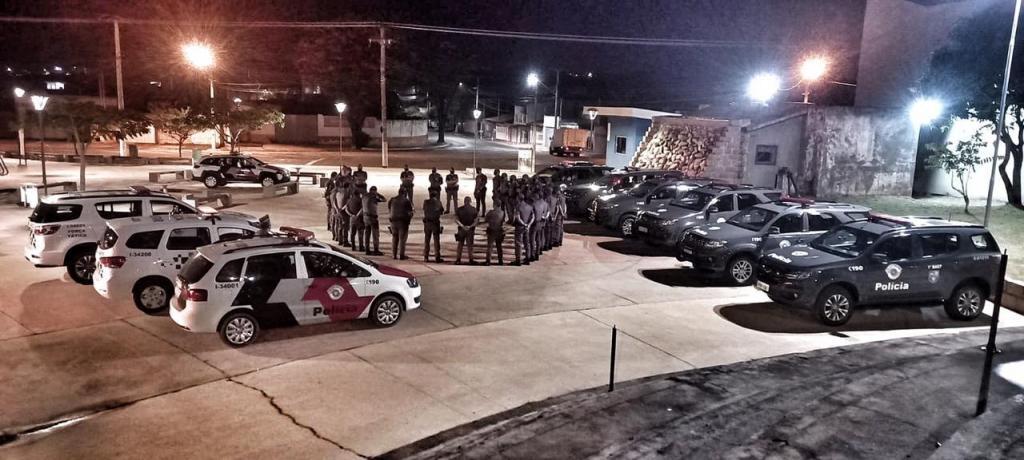 foto de Polícia Militar realizou grande operação de prevenção à crimes em 16 municípios