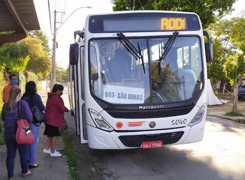 foto de Prefeito veta projeto que exigia 20% de ônibus adaptados