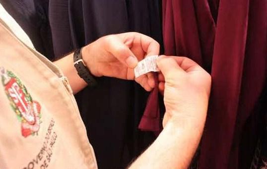 foto de Ipem-SP orienta sobre a compra de roupas de inverno para evitar alergias