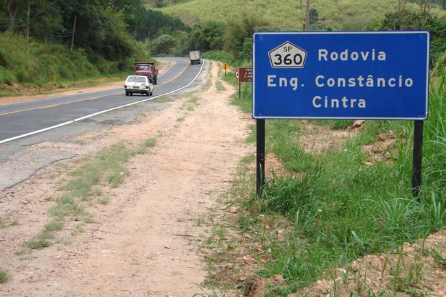 foto de Governo de SP anuncia investimentos nas rodovias que passam por Amparo no valor R$ 49 milhões
