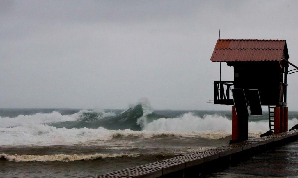 foto de Aquecimento global ameaça cidades costeiras, alertam peritos da ONU