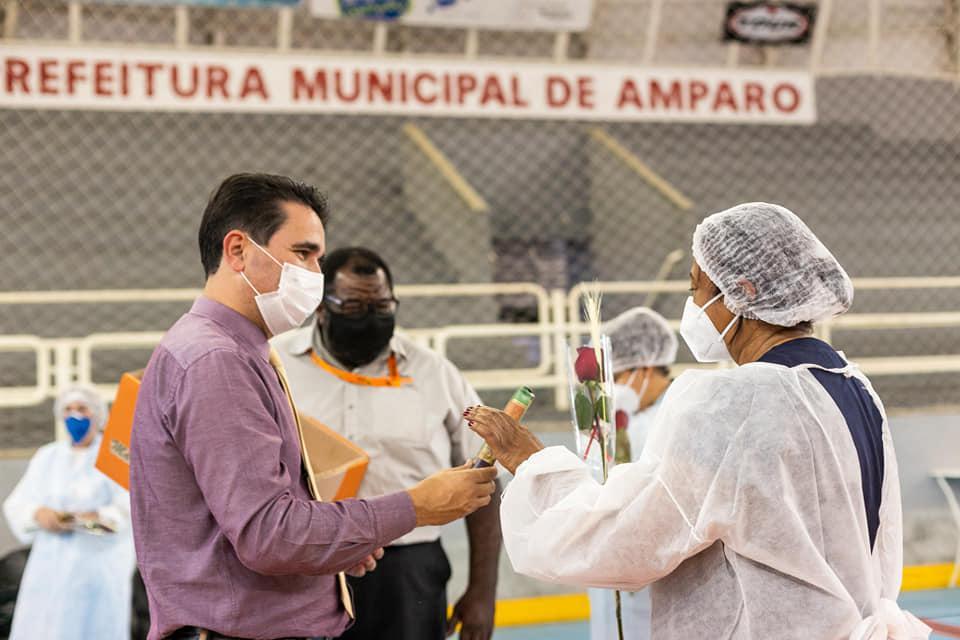 foto de Prefeitura de Amparo promoveu 7.895 testagens para o Retorno Seguro