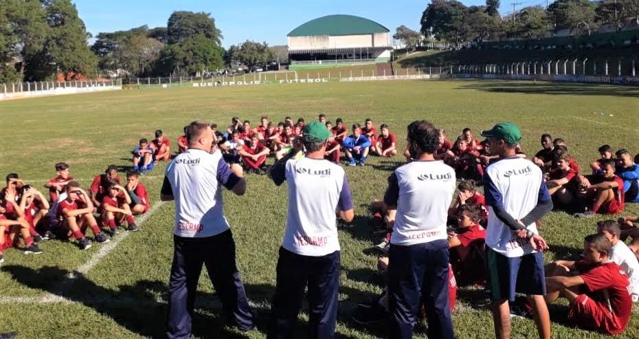 foto de Guarani vai federar 25 atletas do Projeto Bugrinho – Unidade Morungaba