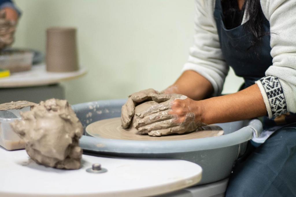 """foto de Exposição de cerâmica """"Arte da Terra"""" começa dia 9 de julho"""