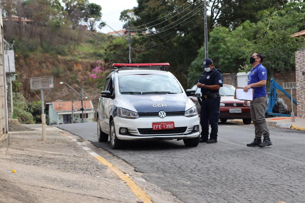 foto de Prefeitura de Serra Negra multa mais três pessoas por não cumprir isolamento da Covid-19