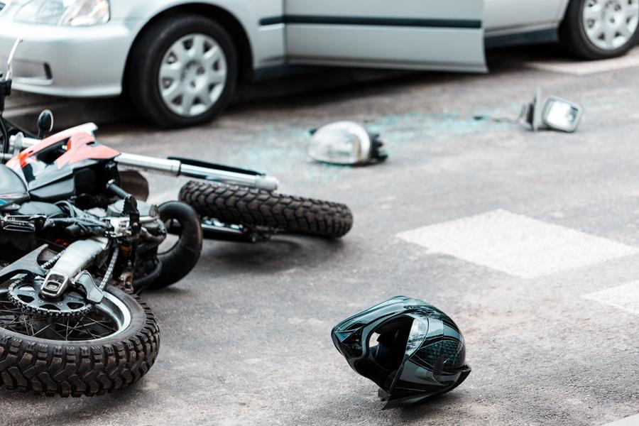 foto de Dia do Motociclista (27): acidentes envolvendo motos crescem durante pandemia