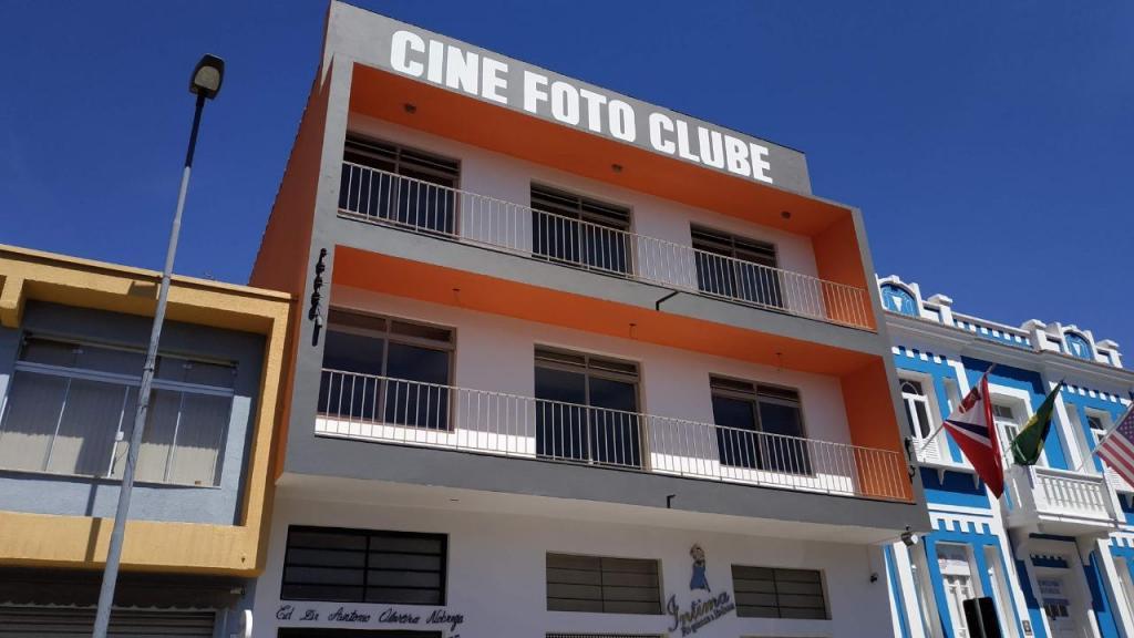 foto de Cine Foto Clube de Amparo se torna Ponto de Cultura