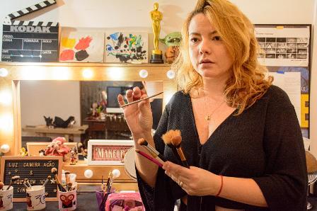 foto de Maquiagem para cinema será tema de workshop em Amparo