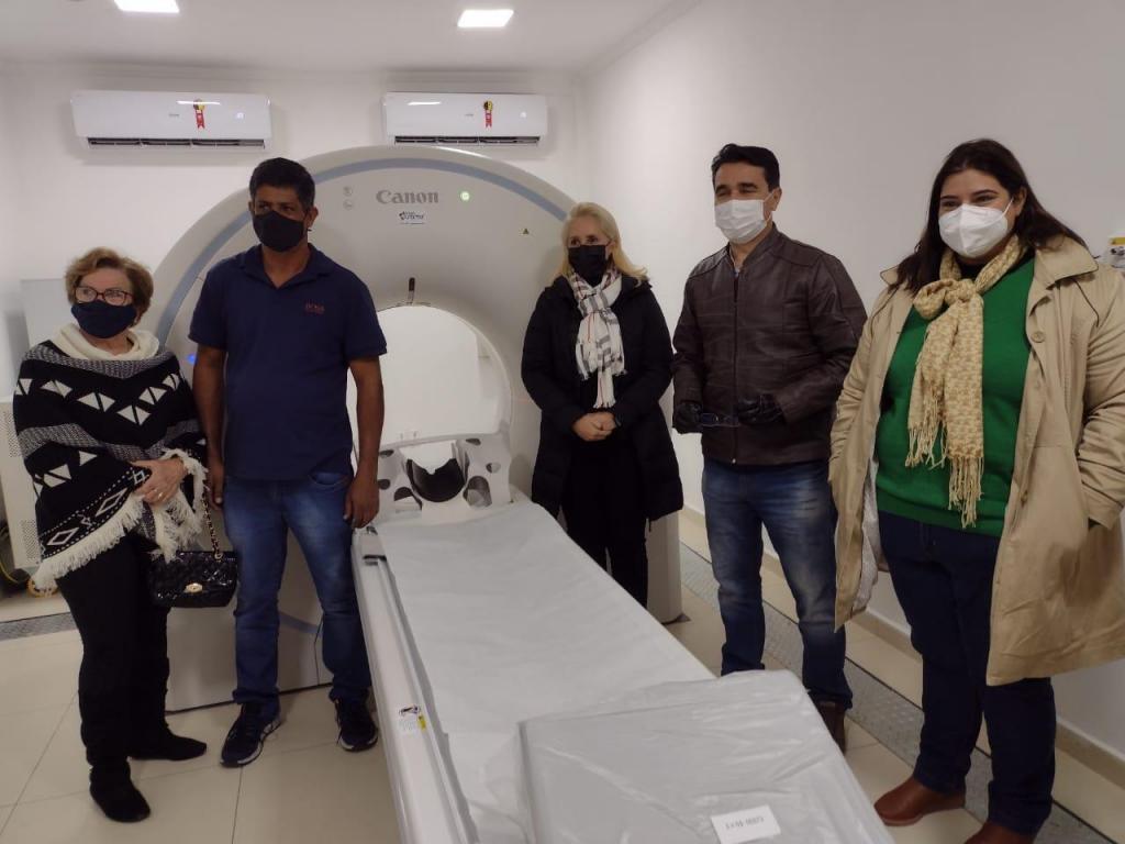 foto de Grupo Samir assume diagnóstico por imagem da Santa Casa Anna Cintra