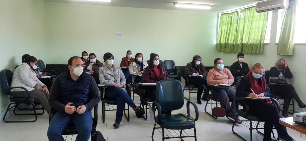 foto de Saúde de Amparo inicia capacitações da Rede de Atenção Básica