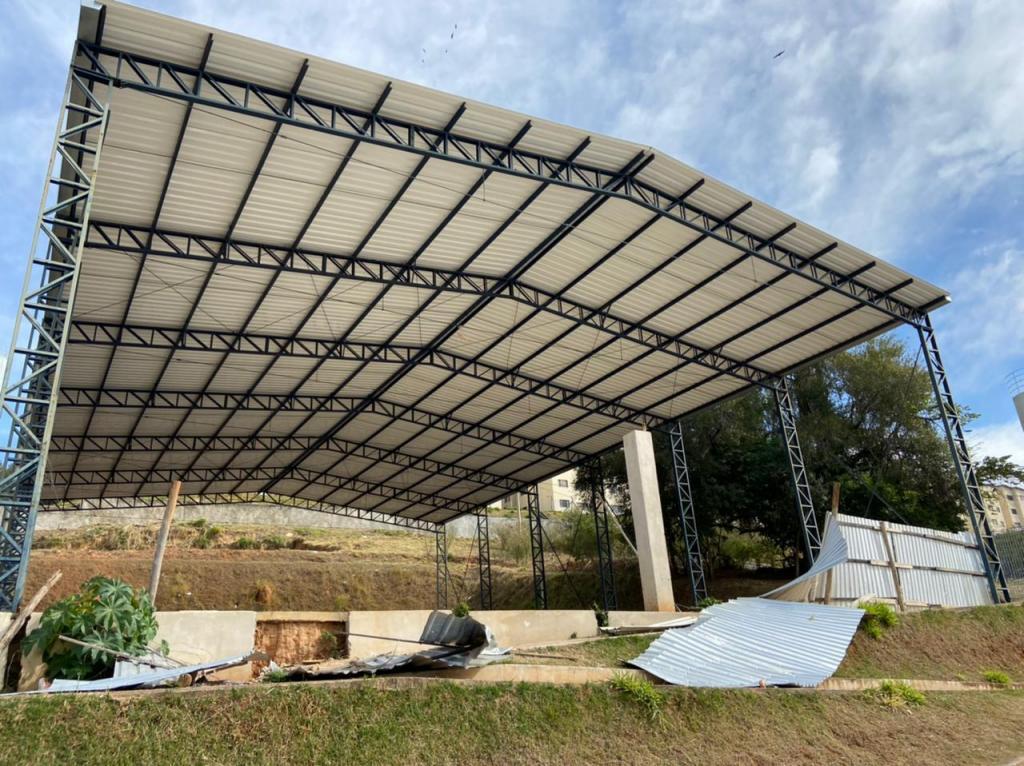 foto de Escola abandonada no Santa Maria será recuperada pela Prefeitura de Amparo