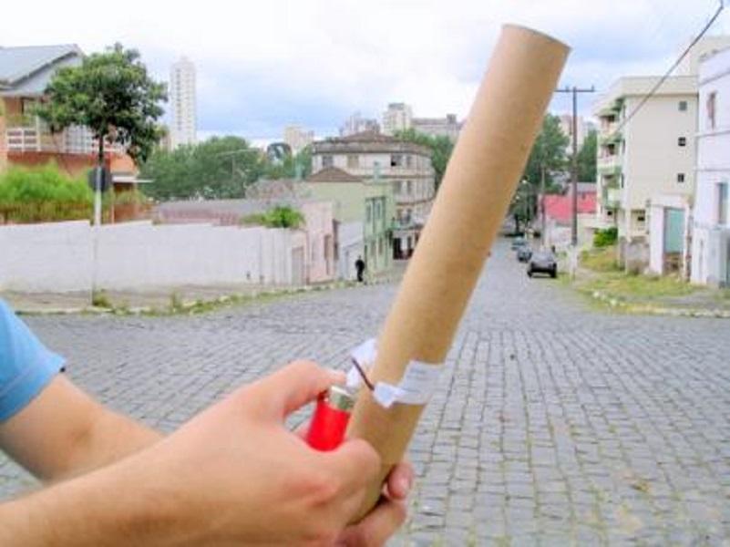 foto de Lei proíbe fogos de artificio no Estado de SP