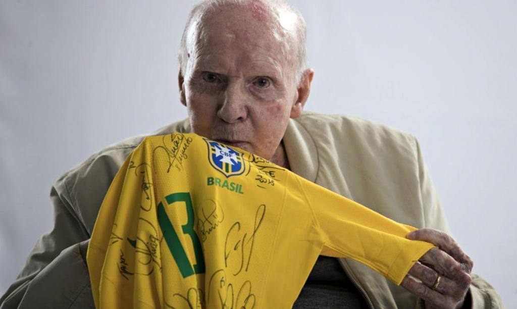 foto de Zagallo completa 90 anos e tem vida narrada em documentário da Fifa