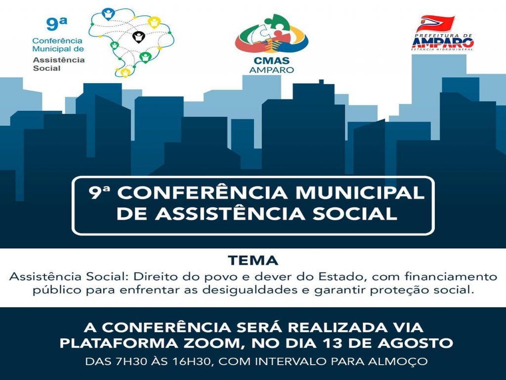foto de Conferência Municipal acontece hoje em Amparo
