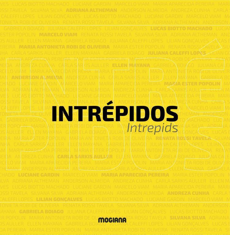 """foto de Livro """"Intrépidos"""" será lançado oficialmente dia 19 de agosto"""