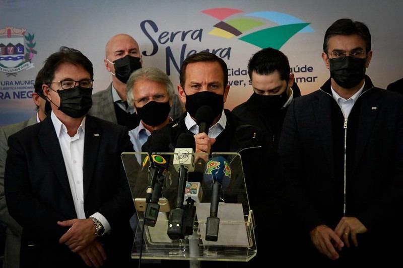 foto de Governo de SP anuncia repasse e Amparo vai receber R$ 2,4 milhões para turismo