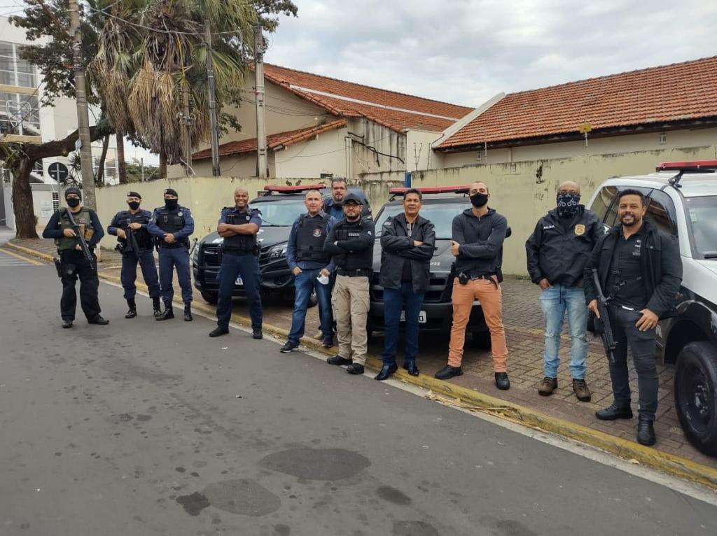 foto de Operação conjunta resulta na prisão de acusados de roubar veículos