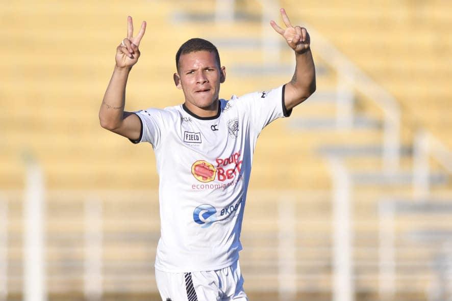 foto de Amparo goleia Jaguariúna no Paulista de Futebol Sub-20