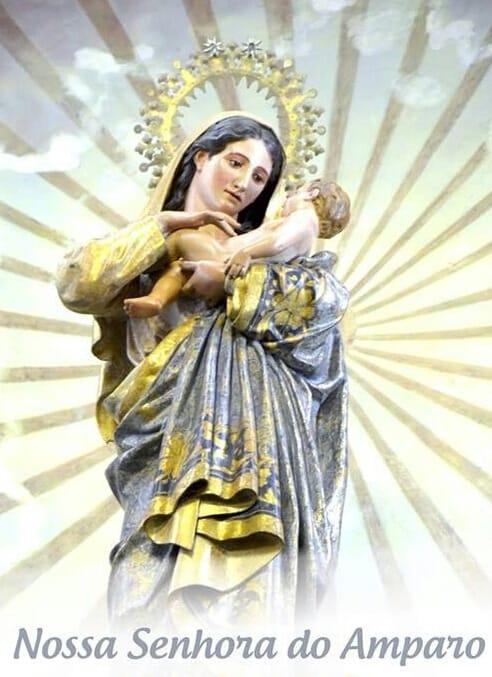foto de Divulgada a programação da festa da Padroeira Nossa Senhora do Amparo