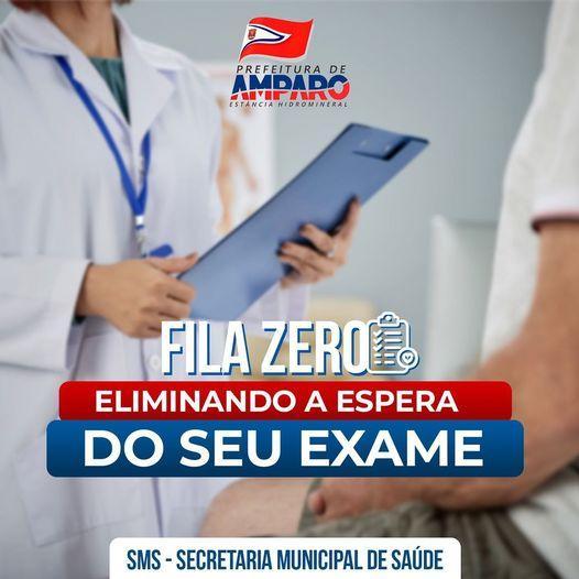 foto de Projeto Fila Zero quer dar fim as esperas por exames em Amparo