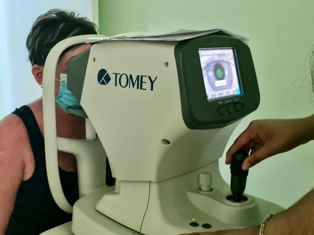 foto de Secretaria da Saúde realizou mutirão de exames oftalmológicos