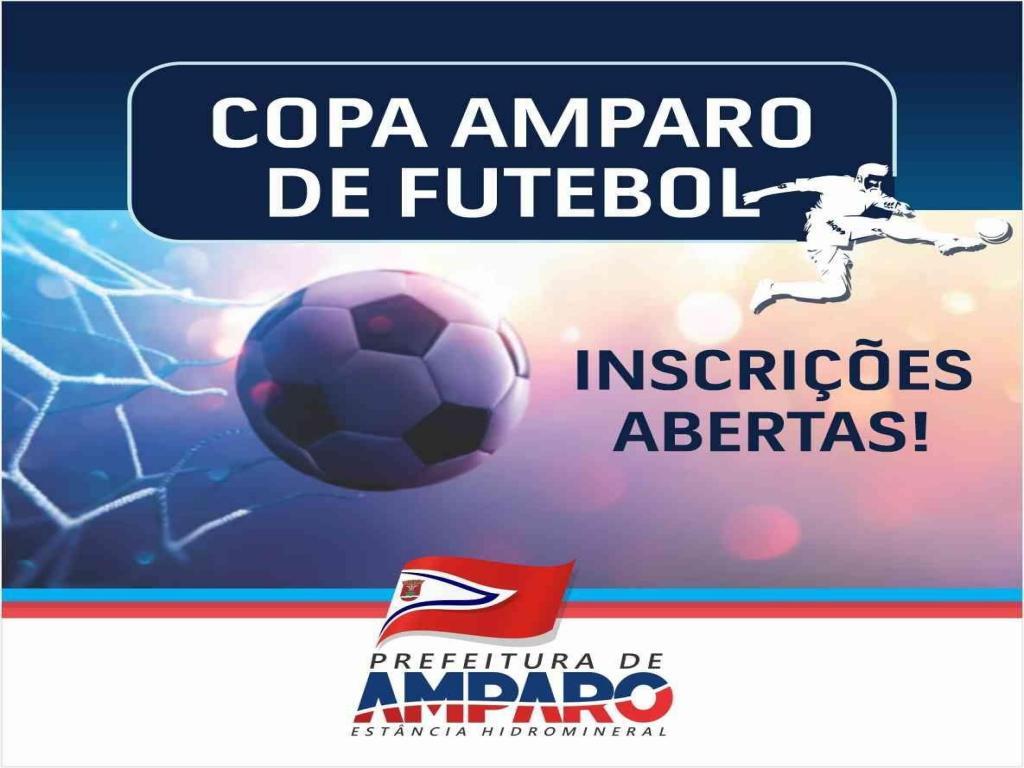 foto de Retomada do Futebol de Campo será com a Copa Amparo