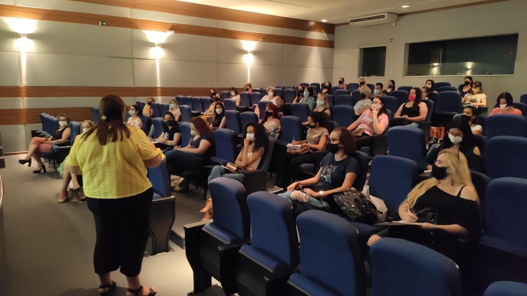 foto de Secretaria da Saúde realiza cursos para agentes comunitários
