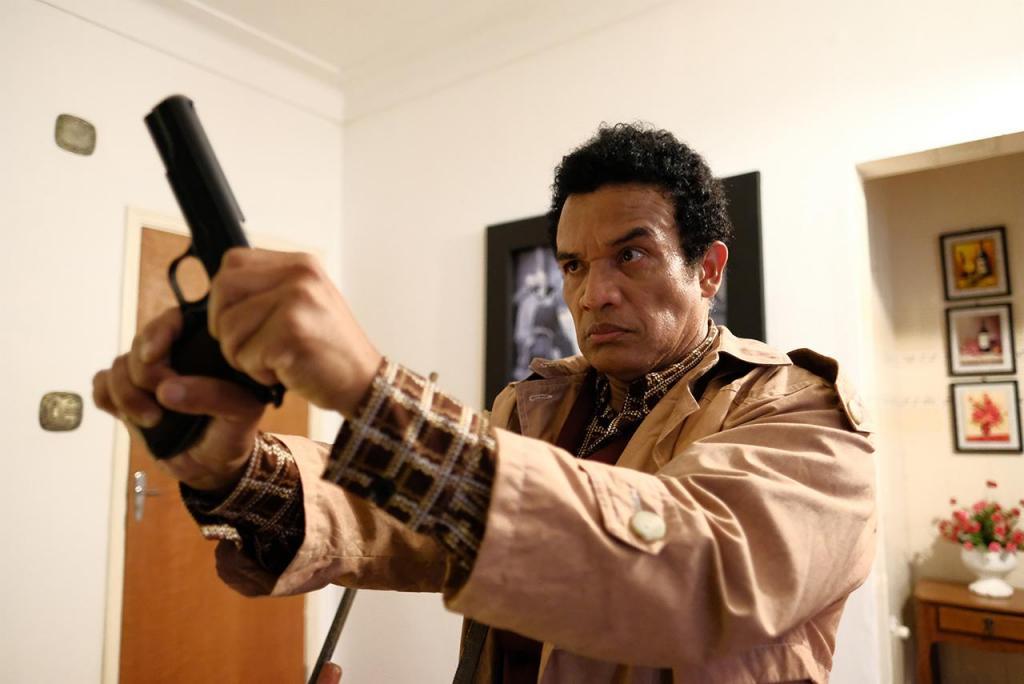 """foto de Filme """"O Lobisomem de Pedra de Fogo"""" está sendo rodado em Monte Alegre do Sul"""