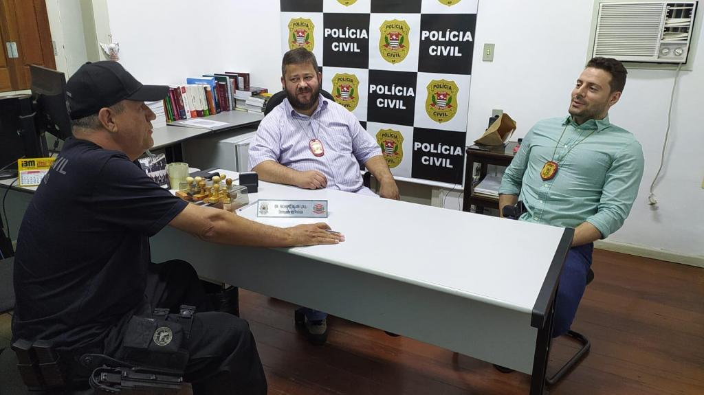 foto de Polícia Civil de Amparo tem novos delegados e novo chefe do SIG