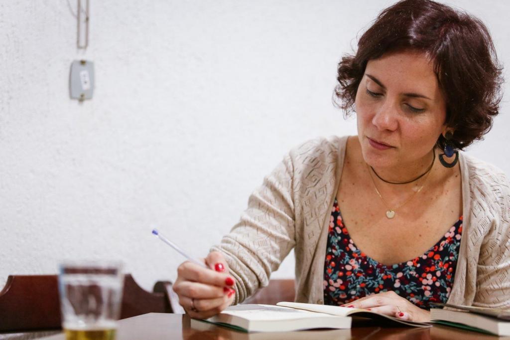 foto de Palestra com psicóloga marca o Setembro Amarelo em Amparo