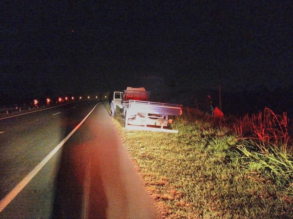 foto de GM de Pedreira recupera caminhão com carga de cobre roubado em Jaguariúna