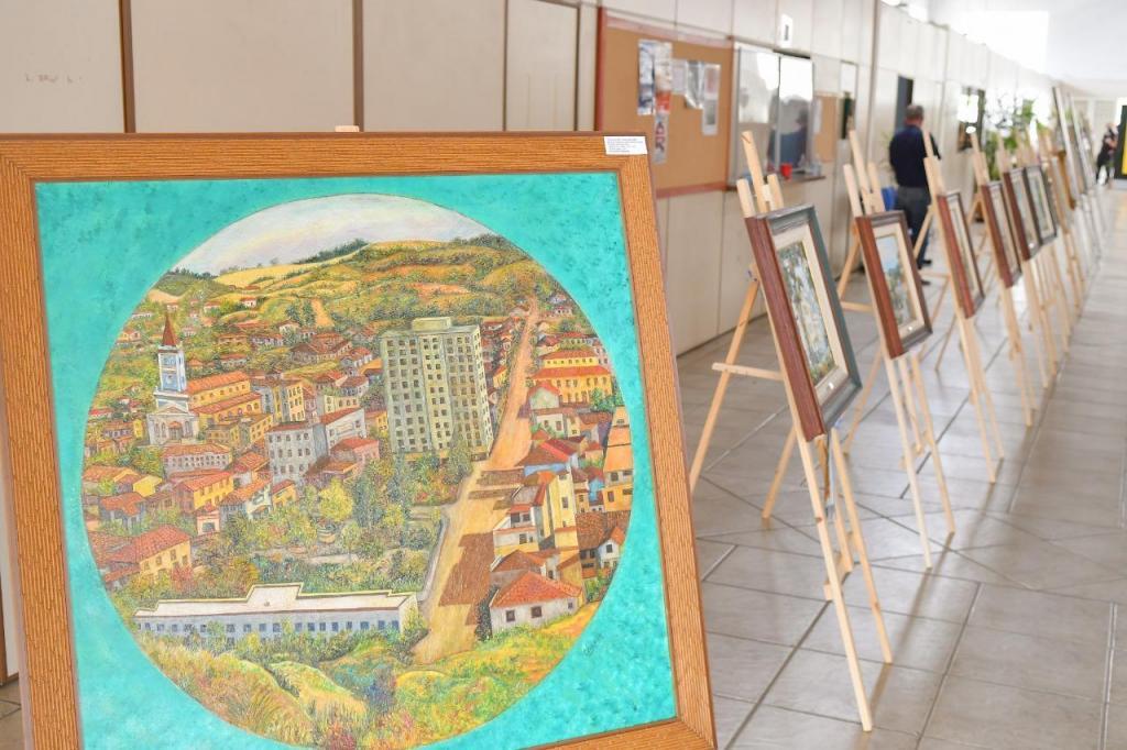 foto de Exposição está acontecendo em Serra Negra
