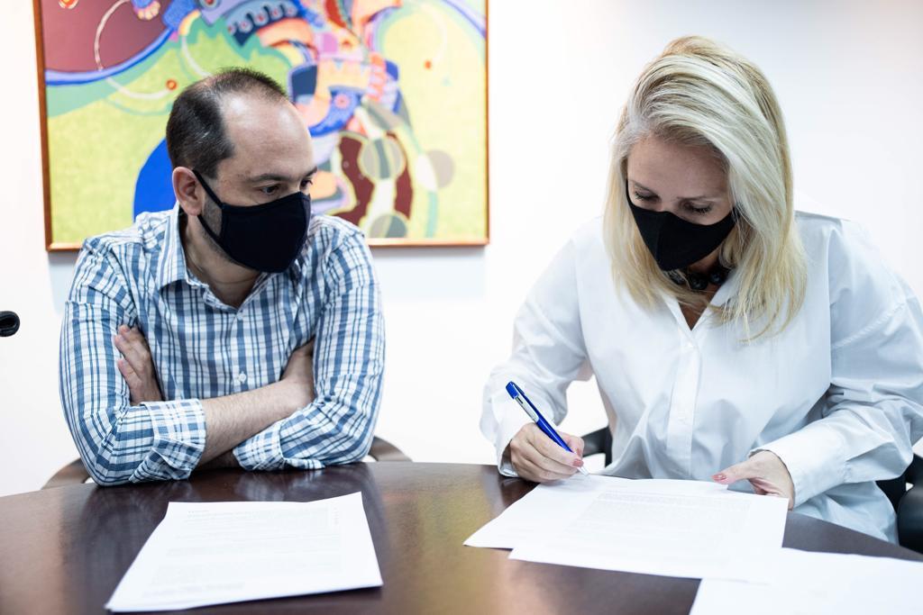 foto de Santa Casa Anna Cintra faz parceria com Universidade