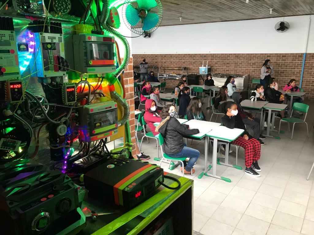 foto de Cinema itinerante tem programação em Monte Alegre do Sul