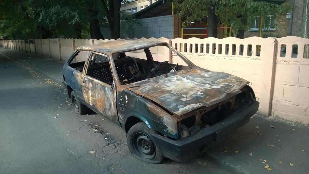 foto de Sucata: o que acontece ou deveria acontecer com os carros abandonados?