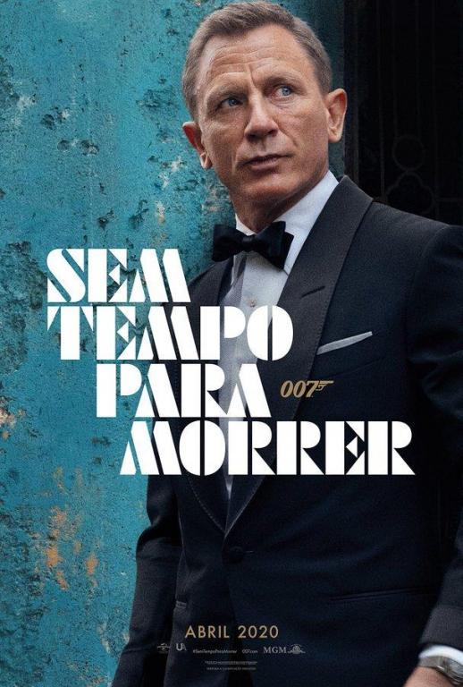 foto de James Bond está de volta: \