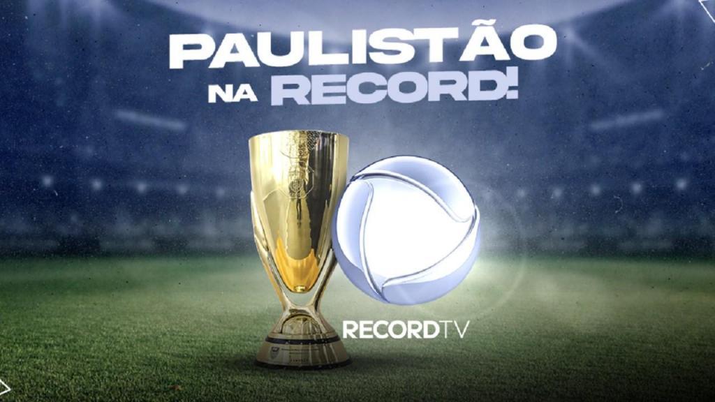 foto de Record TV adquire direitos para TV aberta e exibirá o Paulistão a partir de 2022