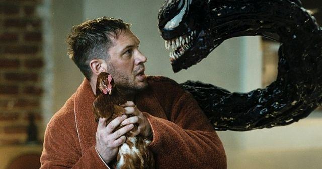 foto de Venom – Tempo de Carnificina está sendo exibido no Cine Estação