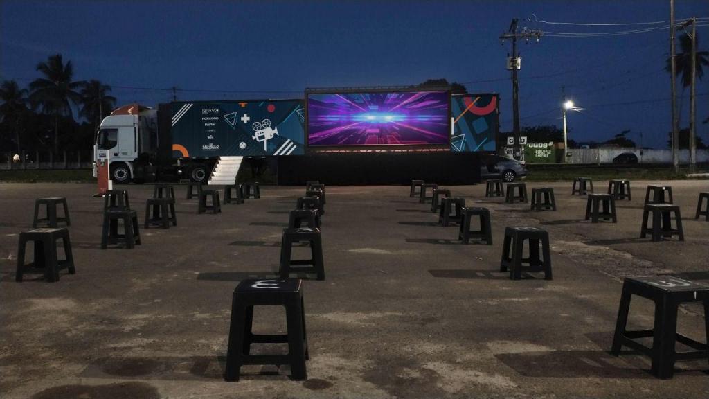 foto de Projeto Cultural Cine Rodas estará em Amparo para o dia das crianças