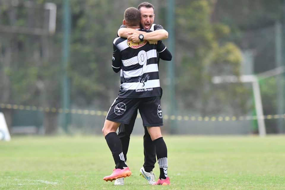 foto de Amparo vai enfrentar Guarani, Santos e Taubaté na segunda fase do Campeonato Paulista de Futebol Sub-20