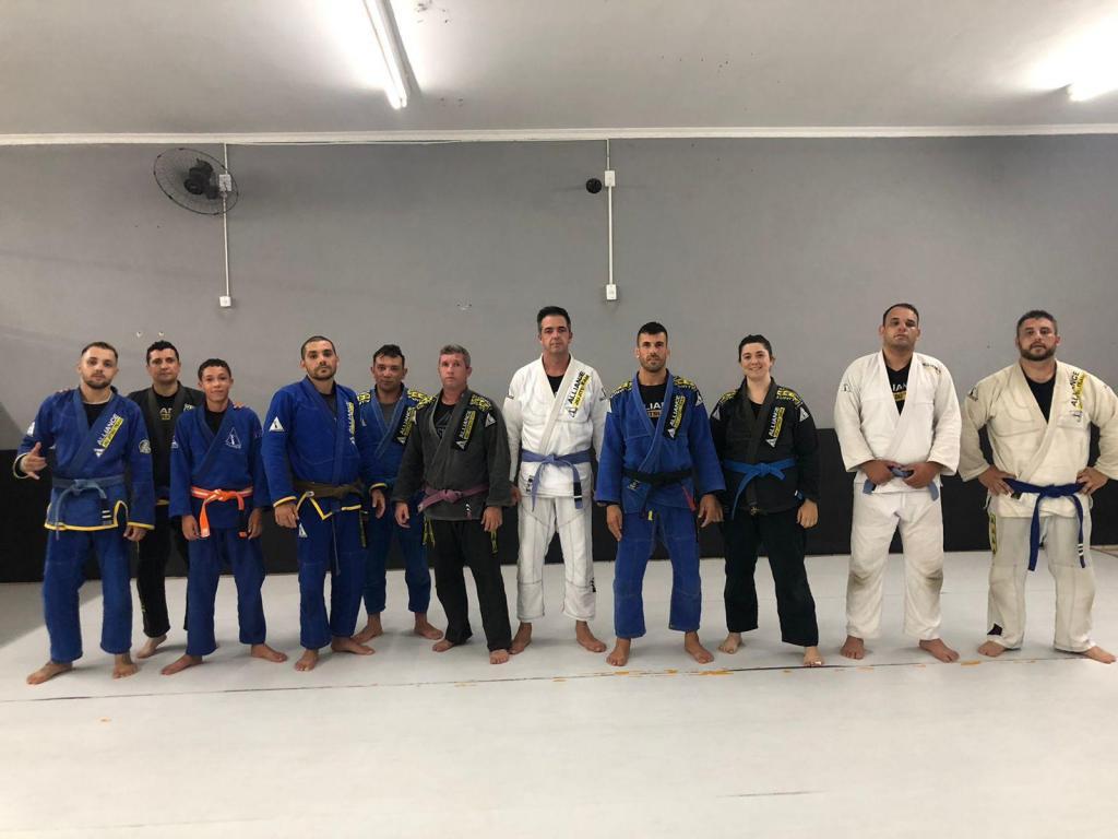 foto de Academia Alliance Amparo leva 15 atletas para a Copa Jiu-Jitsu