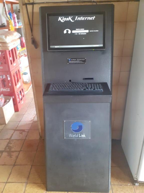 foto de Máquina de jogo de azar apreendida no Jardim Brasil